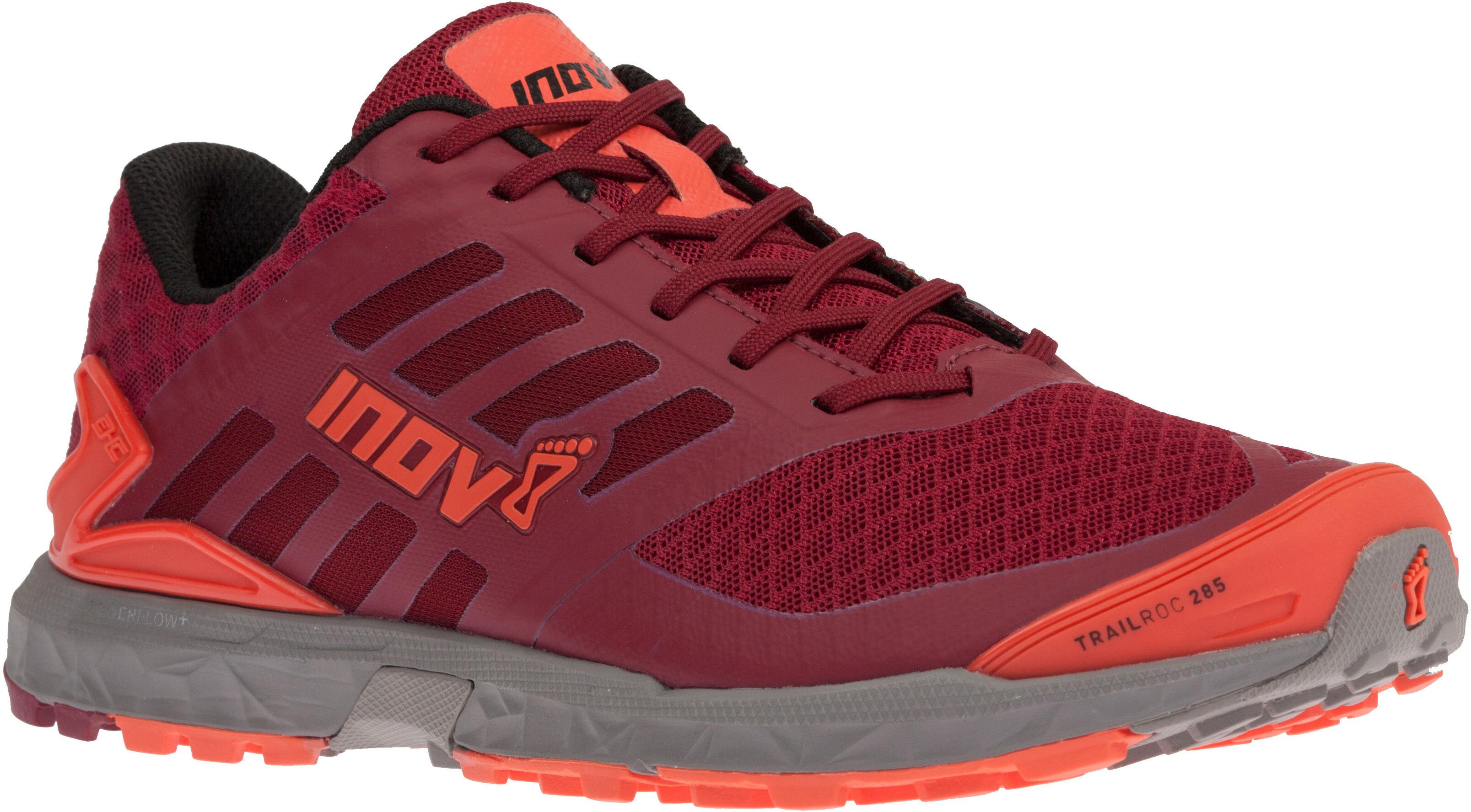 46225b5c inov-8 Trailroc 285 - Zapatillas running Mujer - naranja/rojo | Campz.es